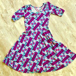 LuLaRoe dress sz Small